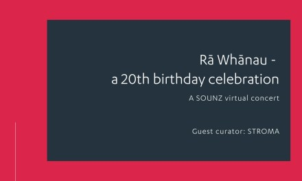 Rā Whānau – a 20th birthday celebration