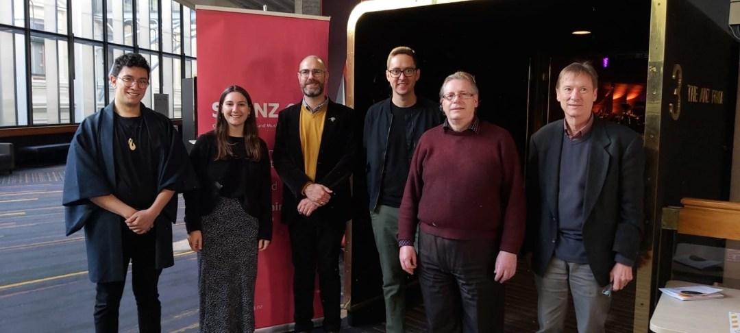 2020 NZ Composer Session concert