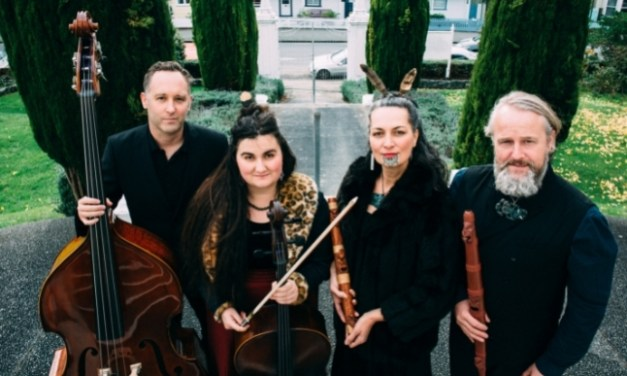 Meet Tararua – Art Music Quartet