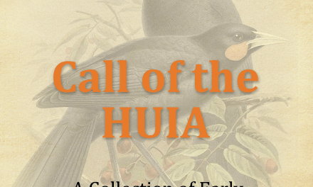 Call of the Huia: interview with Michael Vinten