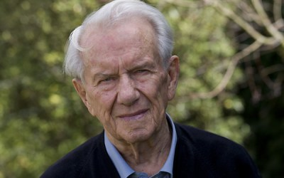 John Ritchie, composer, at 100