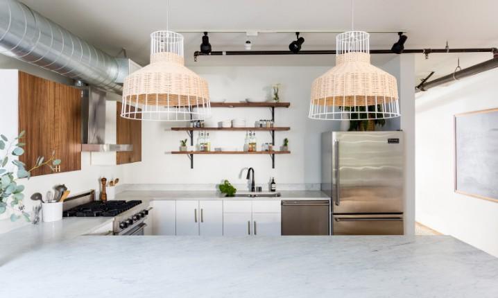 Shooting kitchen