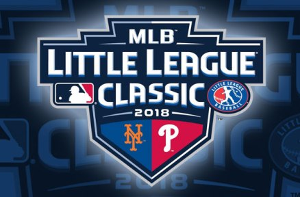 Image result for mlb little league classic 2018