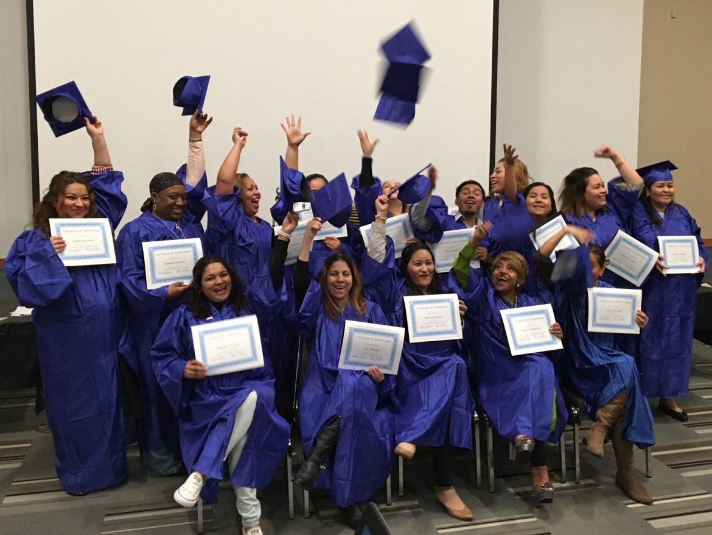 FLI Graduates for Media