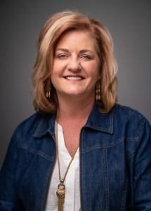 Shanna Swearingen, principal of Ponderosa Elementary School