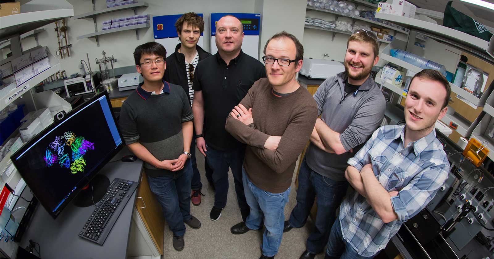 """From Stanford: """"Masters of Crystallization"""" 