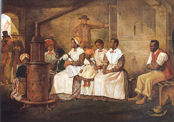 How antebellum artists used their work to protest slavery