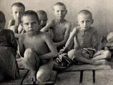Shelters for orphaned and abandoned children multiplied across the famine zone during the fall and winter of 1921.