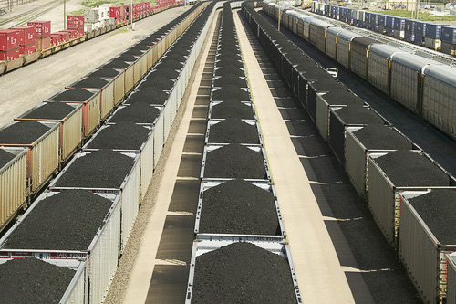 Reduce greenhouse gas by exporting coal Yes says