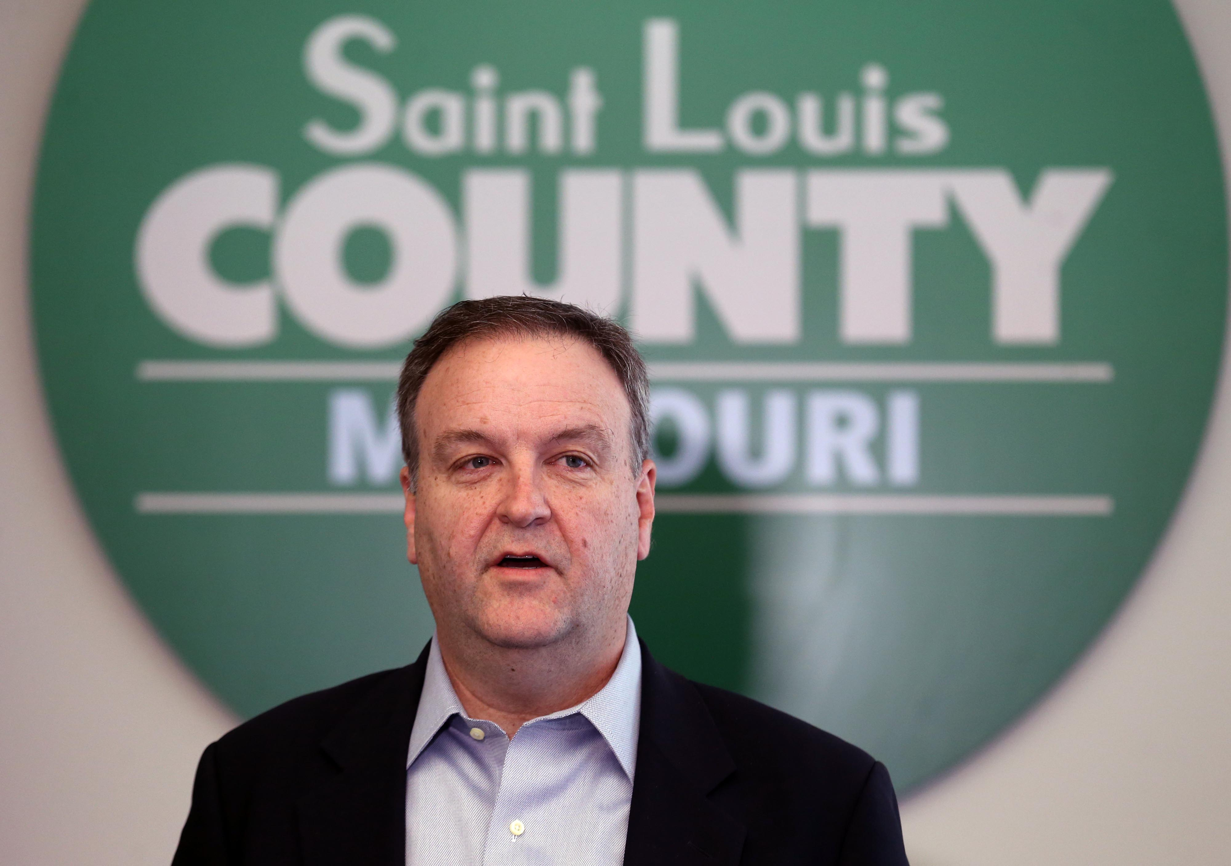 St. Louis County Executive: Focus On Coronavirus Prevention, Not ...