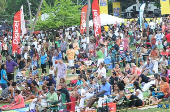 St Lucia Jazz and arts Festival 2013: What are the key areas up for discussion at the post-festival press conference?