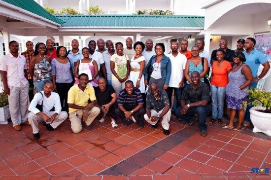 Members of the St Lucia Media Association: How determined are they to protect the constitutional right to free speech in St. Lucia?