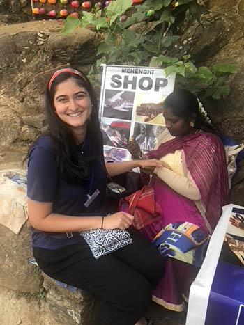Deshpande in India