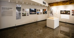 Voorsanger Architects Archive Exhibit