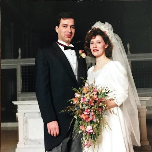 Gregory '92 and Kathi Mishek