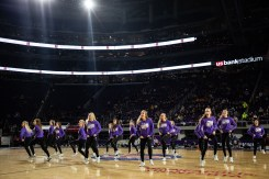 St. Thomas' dance team took to the floor as part of the U.S. Bank Basketball Classic.
