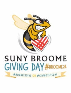 SUNY Broome Giving Day logo