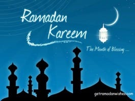 Ramadan Kareem: The Month of Blessing