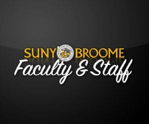 SUNY Broome Faculty & Staff logo