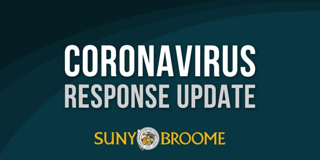 Health and Safety: Coronavirus Update | The Buzz