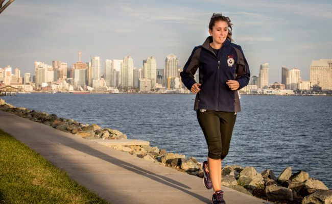Counselor Prepares To Run Boston Marathon 5 Years After