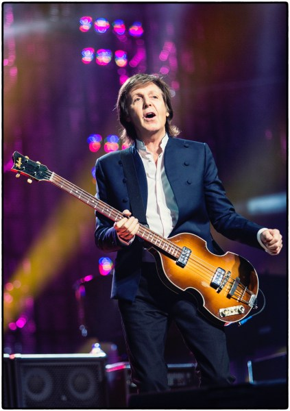 paul mccartney Paul McCartney to Perform Sept. 23 at Carrier Dome