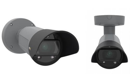 Новая камера AXIS Q1700-LE фиксирует номерные знаки автомобилей на высокой скорости в любое время суток