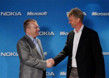 Elop CEO Nokia