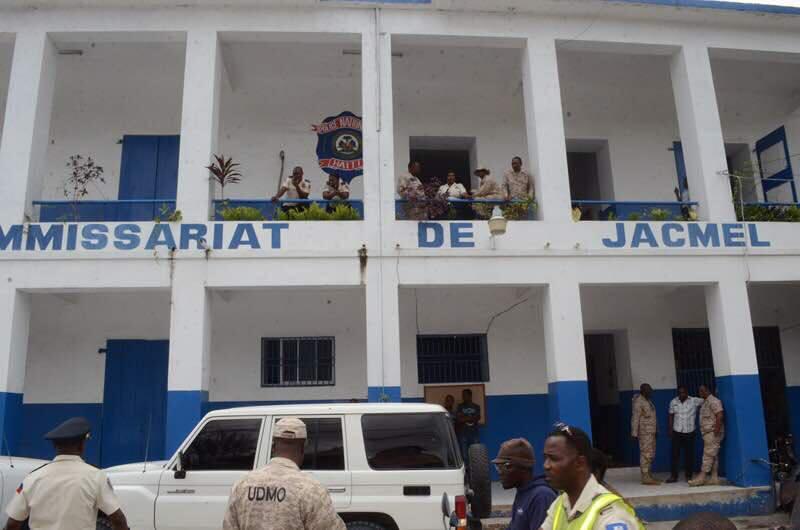 Jacmel: arrestation deux jeunes ayant planifié leur propre kidnapping
