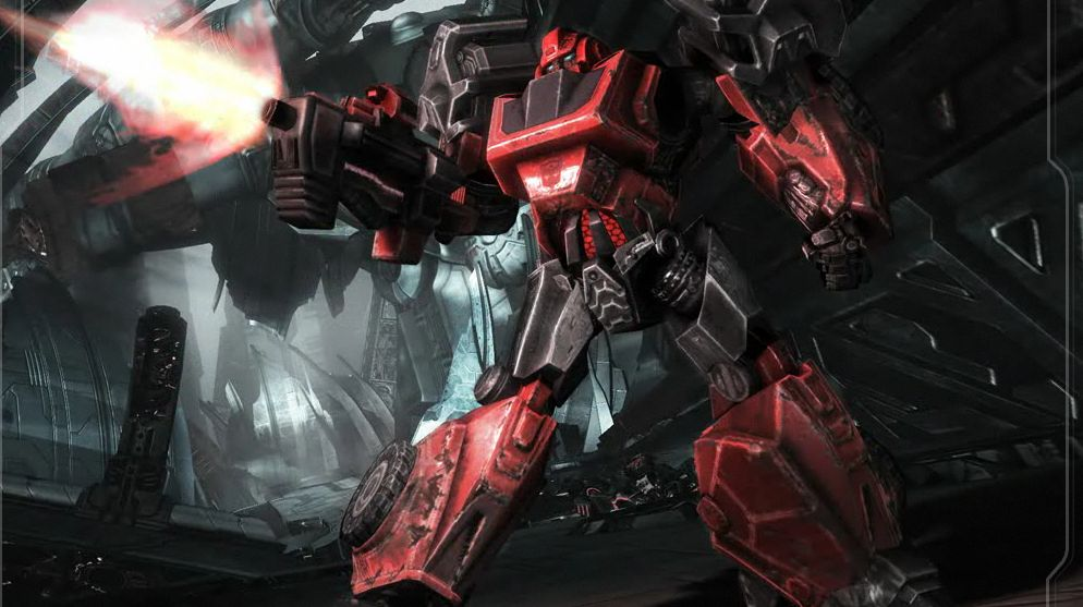 Transformers Fall Of Cybertron Wallpaper War For Cybertron Developers Podcast Ironhide Design
