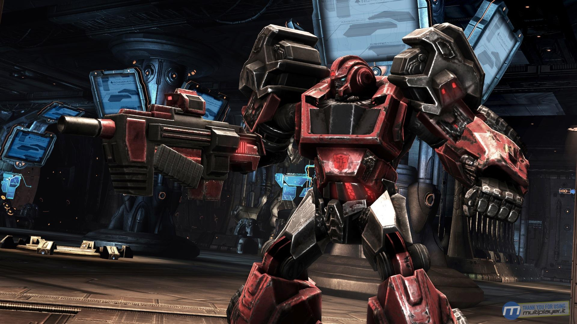 Transformers Fall Of Cybertron Wallpaper New Transformers War For Cybertron Screenshots