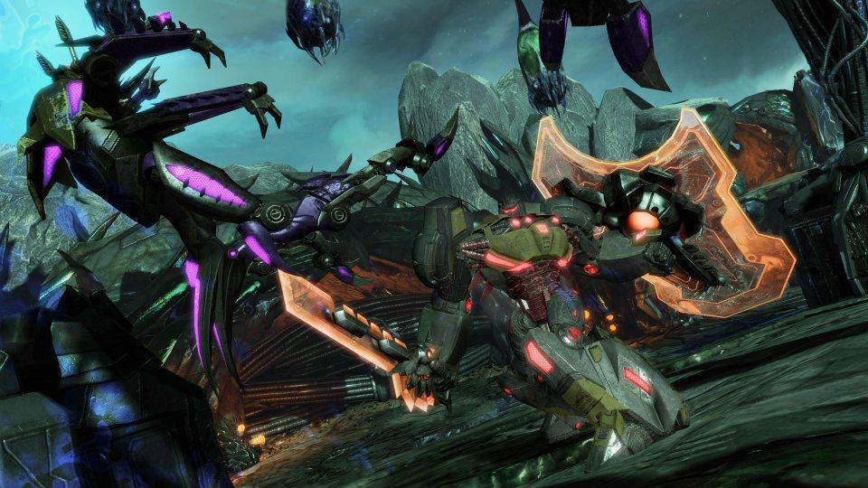 Grimlock Fall Of Cybertron Wallpaper Transformers Fall Of Cybertron Snarl Concept Art