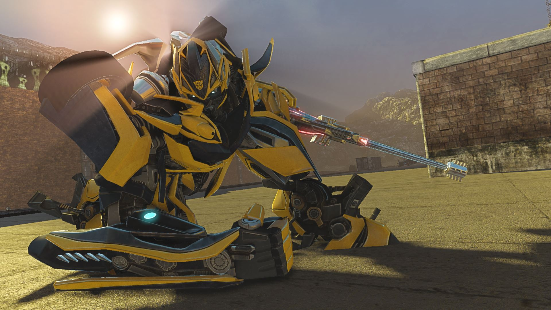 Transformers Fall Of Cybertron Wallpaper 1920x1080 Transformers Rise Of The Dark Spark New Bumblebee Images