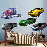 Transformers Age of Extinction Wall Decals - Transformers ...