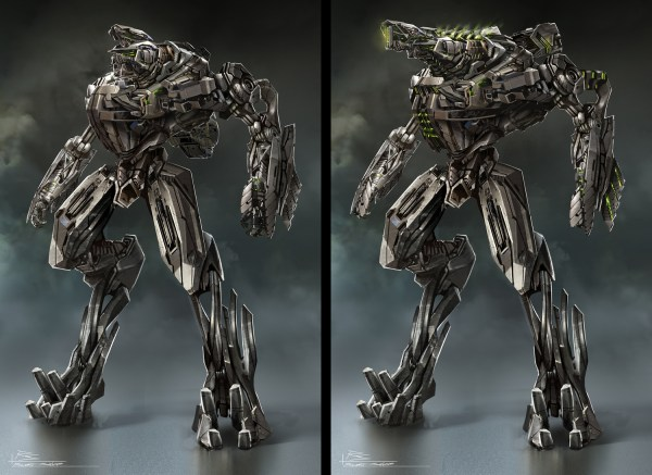 Transformers 4 Concept Art Robert Simons