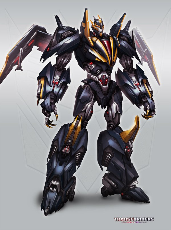 Transformers Universe Concept Art