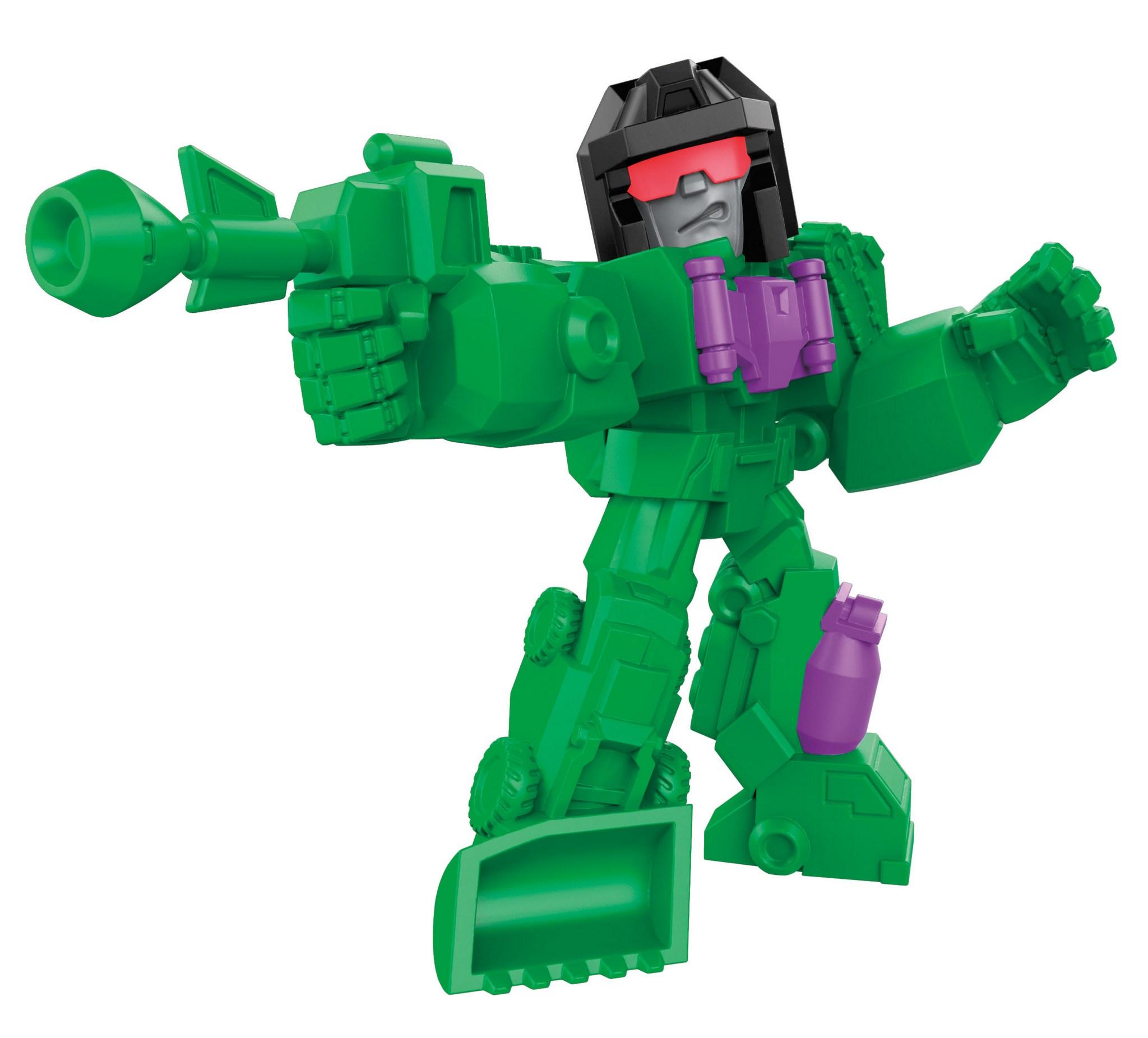 5 Transformers Ironhide