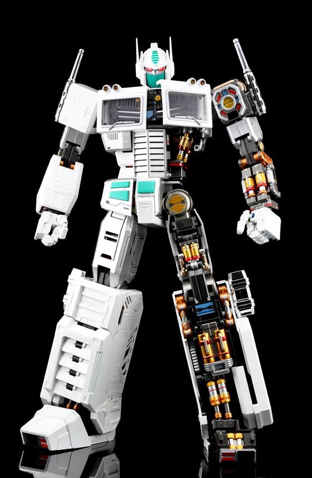 Transformers Animated Wallpaper Ultimetal Ultra Magnus Color Images Transformers News