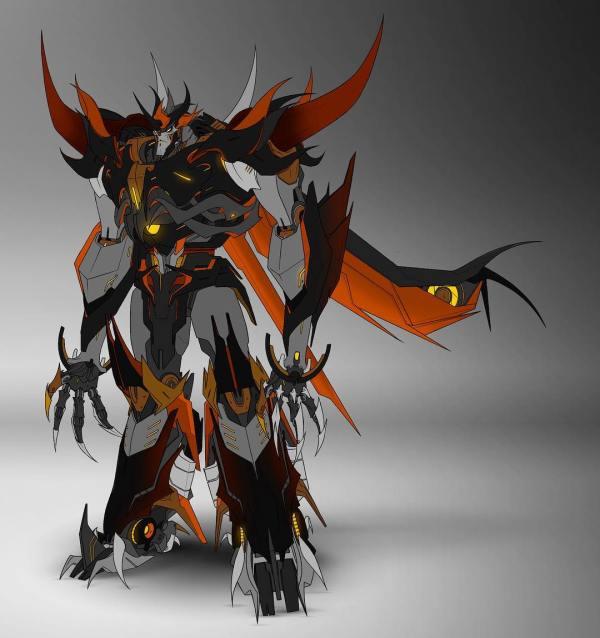 Transformers Prime Concept Art Jose Lopez