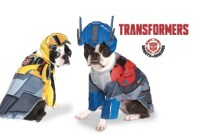 Official Transformers Pet Costumes Revealed - Transformers ...