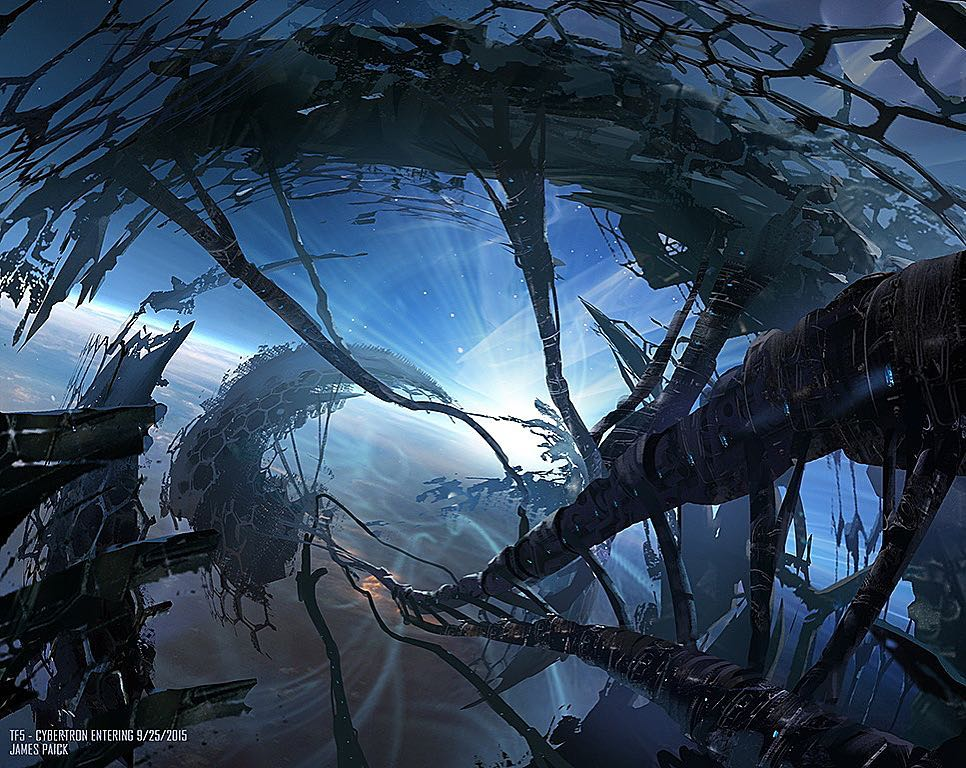 Transformers: The Last Knight Concept Art - Canopy. Drift. Mohawk And More - Transformers News - TFW2005