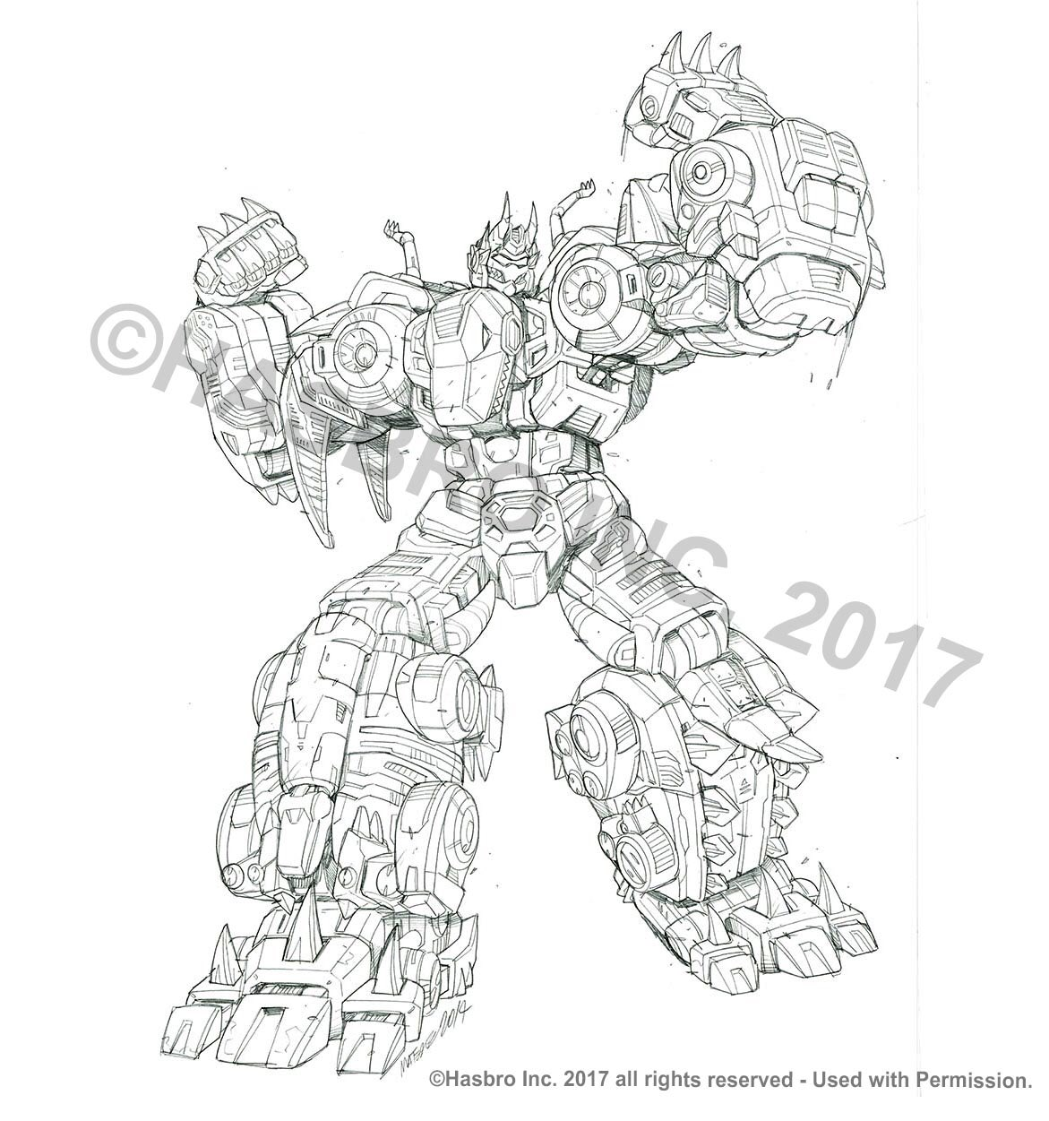 Power Of The Primes Volcanicus Packaging Art By Marcelo