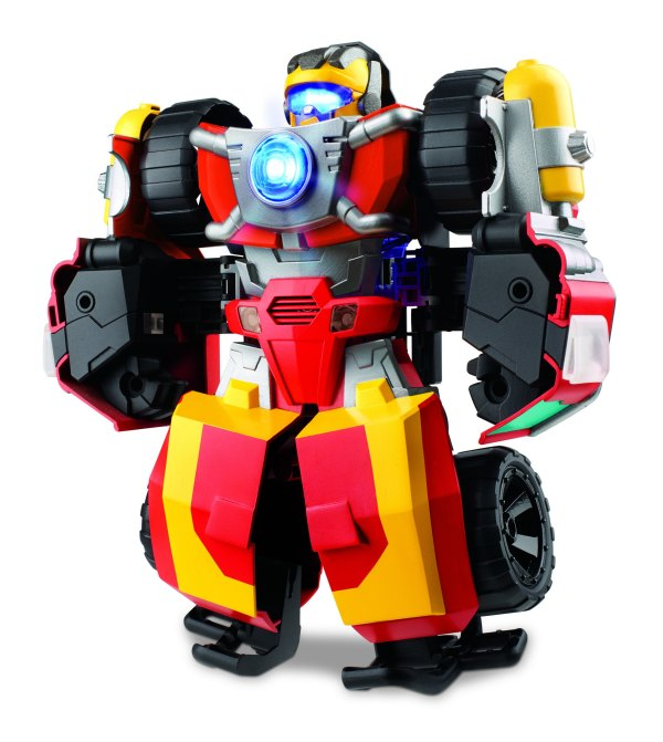 Toy Fair 2018 - Transformers Rescue Bots Official Tfw2005
