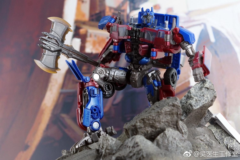 Dr. Wu DW-M13 (Gun), DW-M14 (hooks) & DW-M15 (Battle Axe) Weapon Upgrades for Studio Series Optimus Prime - Transformers News - TFW2005