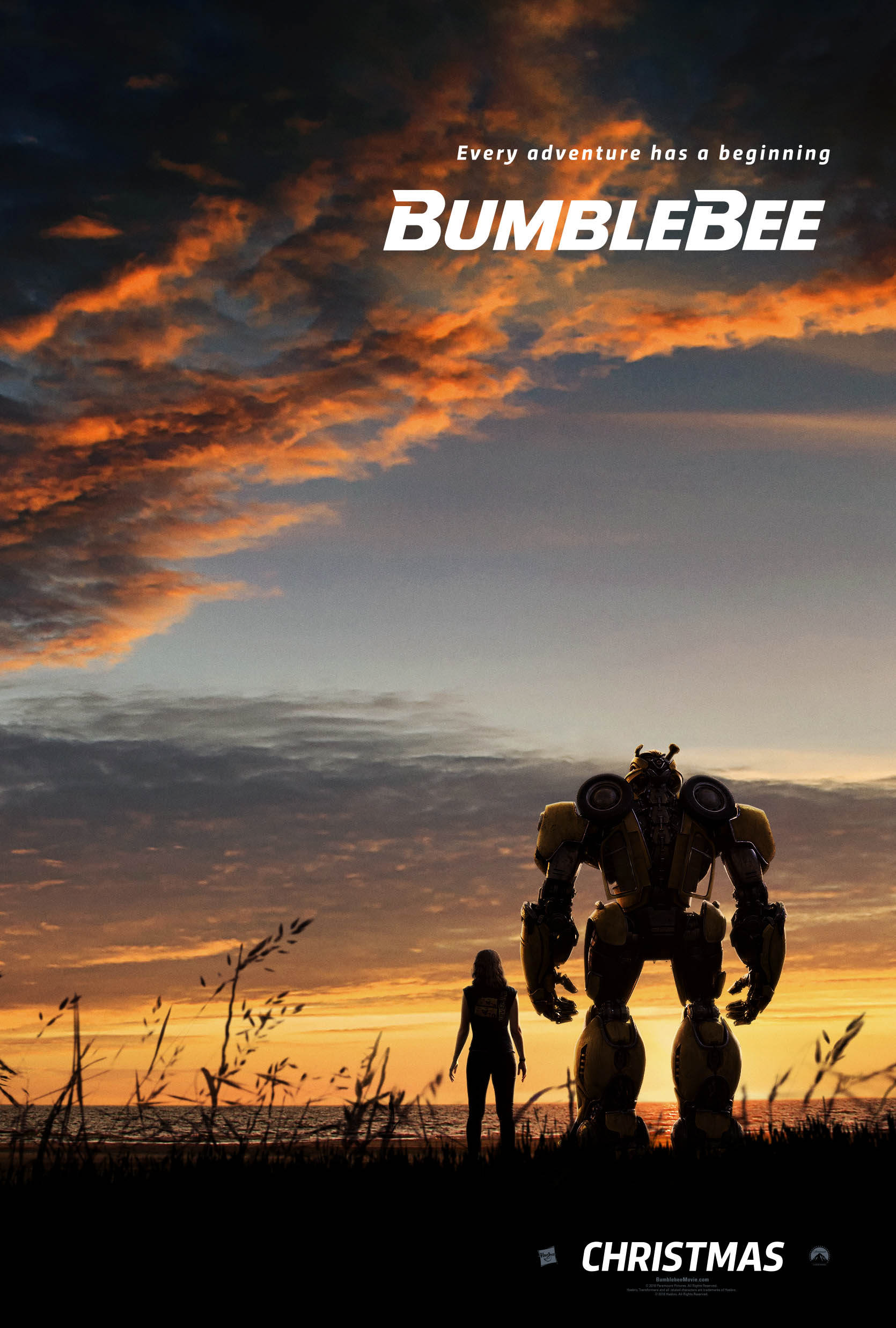 First Bumblebee Movie Poster Revealed!  Transformers News