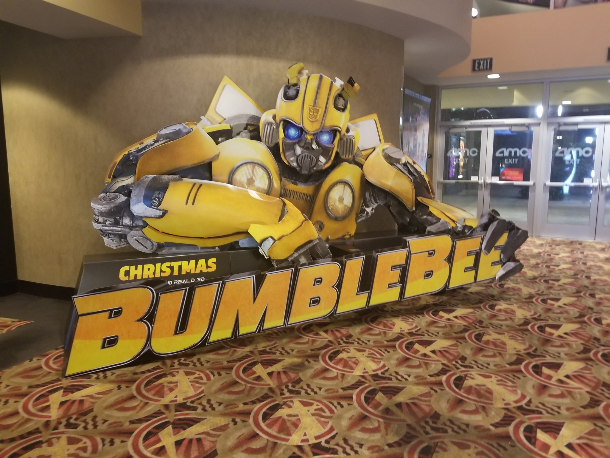 Transformers Animated Wallpaper Official Image Of Transformers Bumblebee Movie Promo