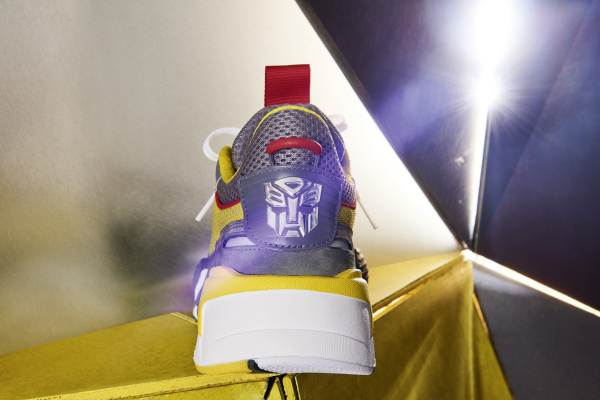 Transformers X Puma Sneakers Revealed