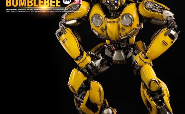 Hasbro X 3a Bumblebee Movie Bumblebee Premium Scale