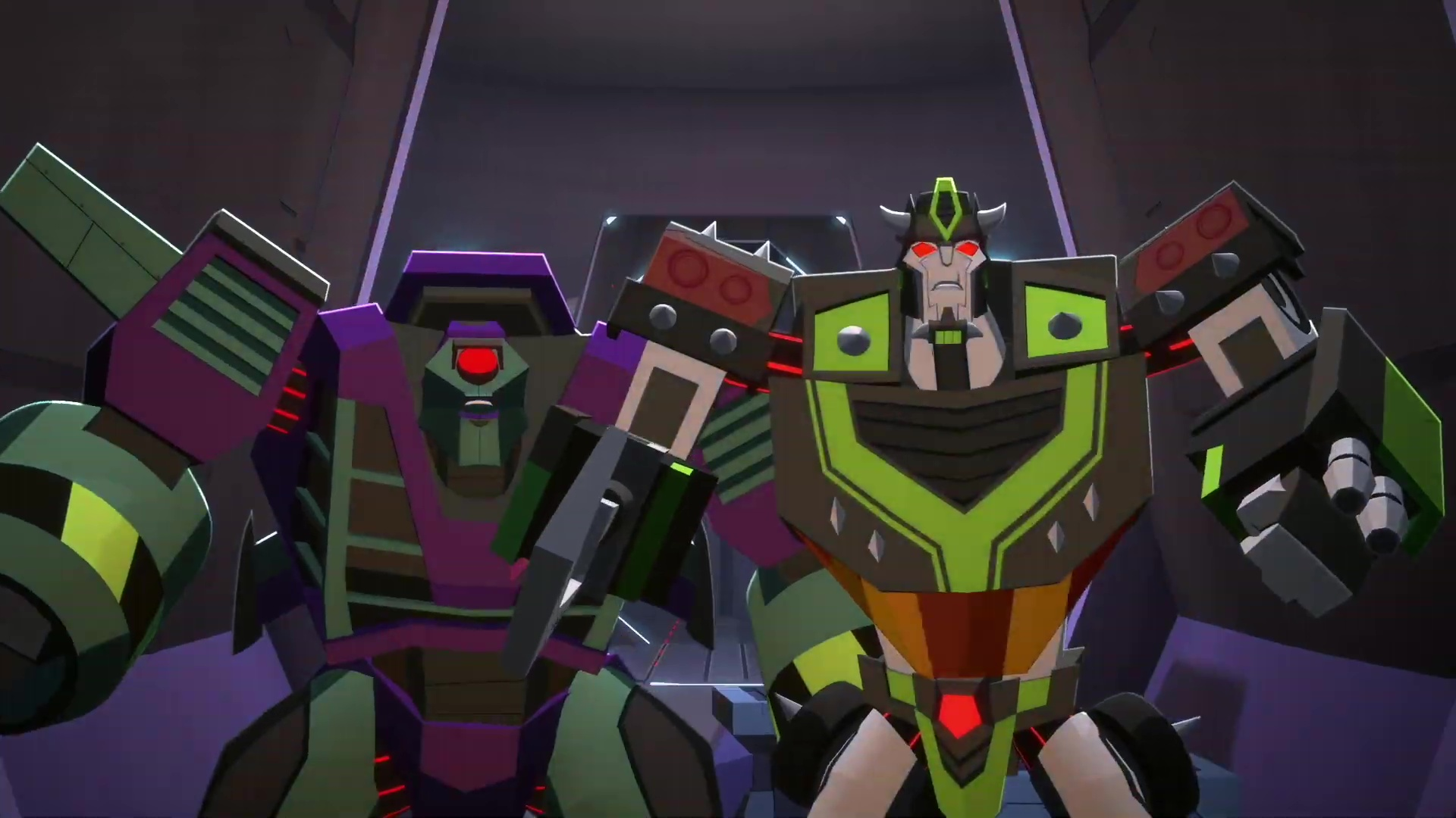 Transformers Cyberverse Lockdown Toy