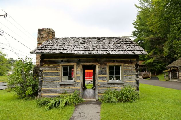 Appalachian School House